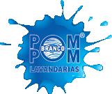 POMPOM BRANCO Lavandarias